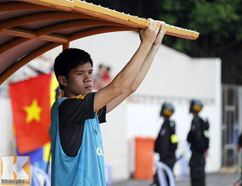 U23 VN: Chưa hết lo với Thanh Hào - 1