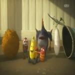Phim hoạt hình Larva: Đua xe