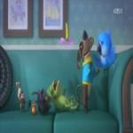 Phim hoạt hình Larva: Hoa rắm