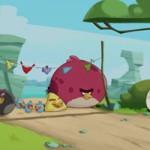 Video Clip Cười - Phim hoạt hình Angry Birds Toons: Cuộc thi chạy