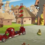 Video Clip Cười - Phim hoạt hình Angry Birds Toons: Đội cứu hỏa