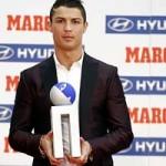 Bóng đá - Vượt Messi, CR7 giành giải Di Stéfano