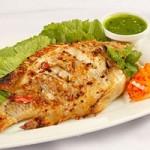 Ẩm thực - Ngon tuyệt cá nướng chấm muối ớt xanh