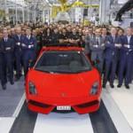 """Ô tô - Xe máy - Lamborghini chính thức """"khai tử"""" Gallardo"""
