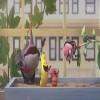 Phim hoạt hình Larva: Cây đậu