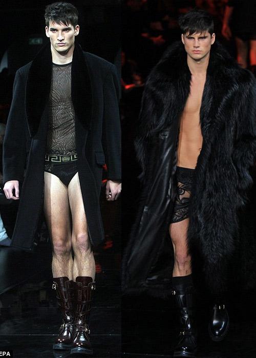 Đã đến lúc đàn ông mặc sexy như phụ nữ? - 4