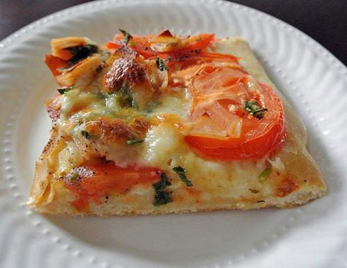 Tự làm pizza thịt gà tại nhà không khó - 15