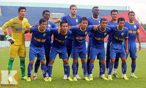 U23 VN bại trận trước tân binh V-League - 4