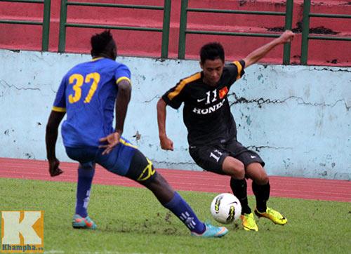 U23 VN bại trận trước tân binh V-League - 5