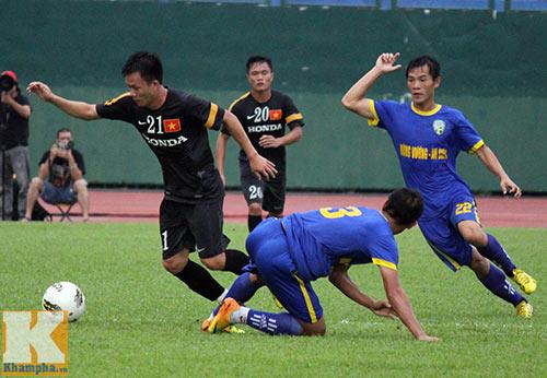 U23 VN bại trận trước tân binh V-League - 6