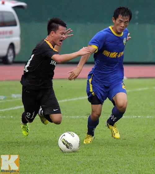 U23 VN bại trận trước tân binh V-League - 7