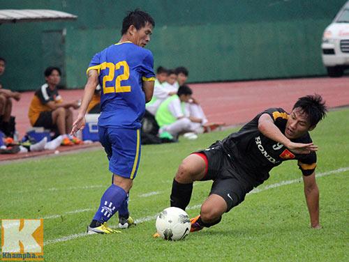 U23 VN bại trận trước tân binh V-League - 8