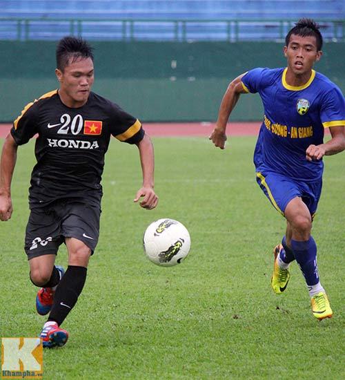 U23 VN bại trận trước tân binh V-League - 9