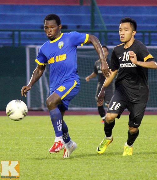 U23 VN bại trận trước tân binh V-League - 2