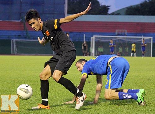 U23 VN bại trận trước tân binh V-League - 10