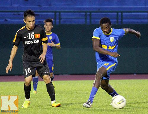 U23 VN bại trận trước tân binh V-League - 11