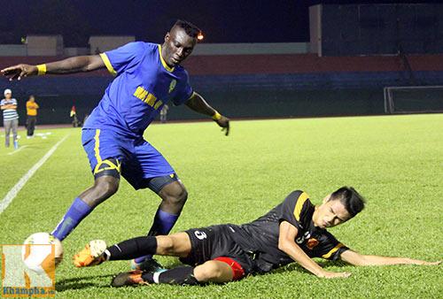 U23 VN bại trận trước tân binh V-League - 1