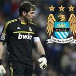 """Bóng đá - Có Casillas, Man City sẽ như """"hổ thêm cánh"""""""
