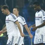 Bóng đá - Bạc nhược quá, Chelsea-Mourinho!