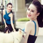 Phim - Angela Phương Trinh quyến rũ bên thú cưng