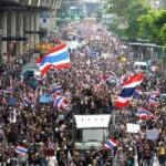 Tin tức trong ngày - Biểu tình Thái Lan: Nguy cơ bất ổn lan rộng