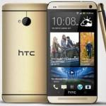 Thời trang Hi-tech - HTC One màu vàng chính thức lên kệ