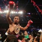 Thể thao - Pacquiao vay tiền về quê làm từ thiện