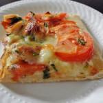 Ẩm thực - Tự làm pizza thịt gà tại nhà không khó