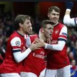 Bóng đá - Arsenal: Run rẩy trước lượt cuối