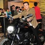 """Ô tô - Xe máy - """"Soi"""" Ducati mới tậu giá 720 triệu của Tuấn Hưng"""