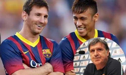 Barca muốn vô địch C1: Neymar là chưa đủ - 2
