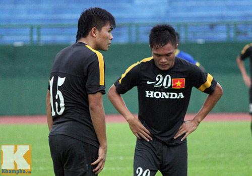 U23 VN: Mải chuyền bóng, quên dứt điểm - 2