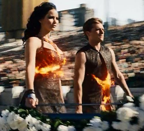 3 clip gay cấn Hunger Games 2 - 2
