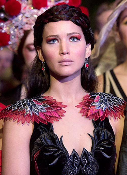 3 clip gay cấn Hunger Games 2 - 1