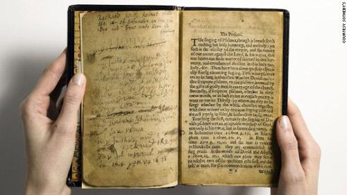 Mỹ: Cuốn sách cổ trị giá gần 300 tỉ đồng - 2