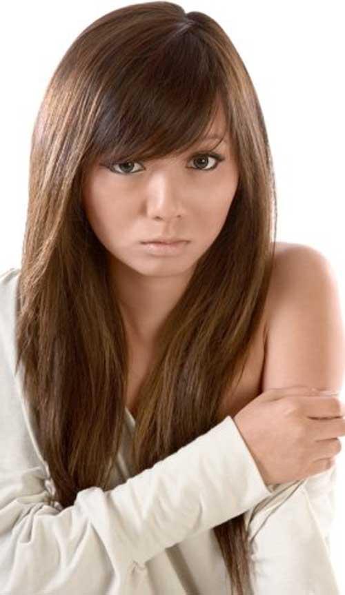 9 mẫu tóc dài phụ nữ Ấn yêu chuộng - 2