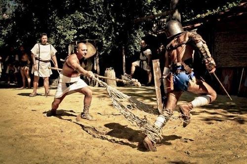 Võ sĩ giác đấu – Từ Colosseum đến lồng bát giác - 3