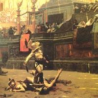 Võ sĩ giác đấu – Từ Colosseum đến lồng bát giác