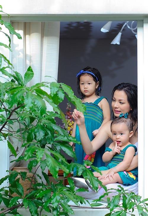 Sao Việt hạnh phúc, cay đắng vì chồng đại gia - 9