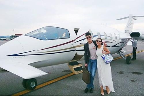 Sao Việt hạnh phúc, cay đắng vì chồng đại gia - 13