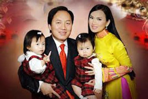 Sao Việt hạnh phúc, cay đắng vì chồng đại gia - 2