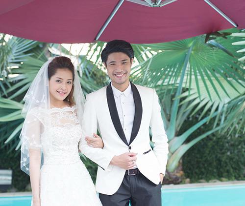 Chi Pu làm cô dâu của Hồ Vĩnh Anh - 4