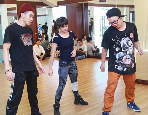 Thử thách nhân 5 với thí sinh Bước nhảy - 1