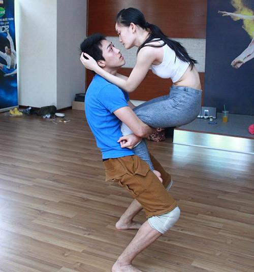 Thử thách nhân 5 với thí sinh Bước nhảy - 2