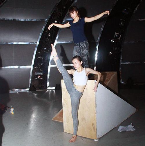 Thử thách nhân 5 với thí sinh Bước nhảy - 6