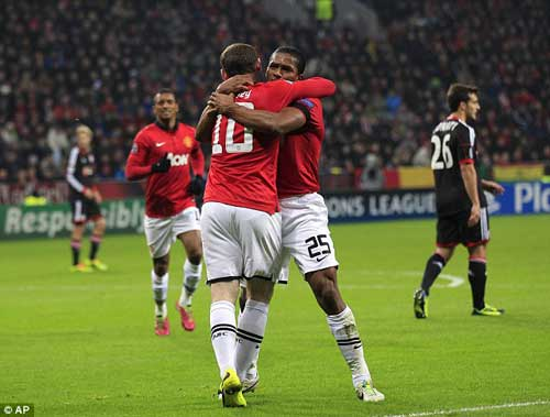 MU: Khi Rooney chơi bóng như nghệ sỹ - 1