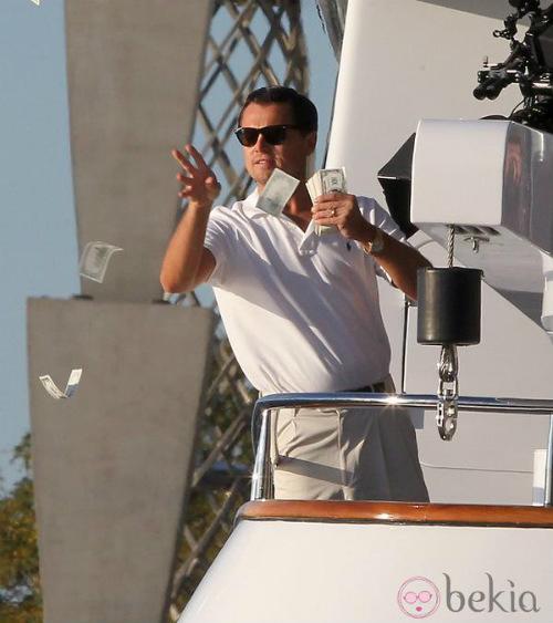 "Leonardo DiCaprio khoe cảnh nóng ""Sói phố Wall"" - 15"