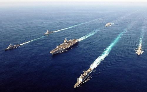 Đài Loan điều tàu chiến bám sát tàu Liêu Ninh - 1