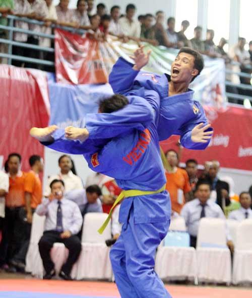 Vovinam tại SEA Games 27: Sứ mệnh quảng bá võ thuật Việt Nam - 1