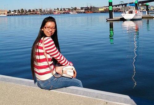 Cô gái nghèo thành sinh viên tiêu biểu ở Úc - 2